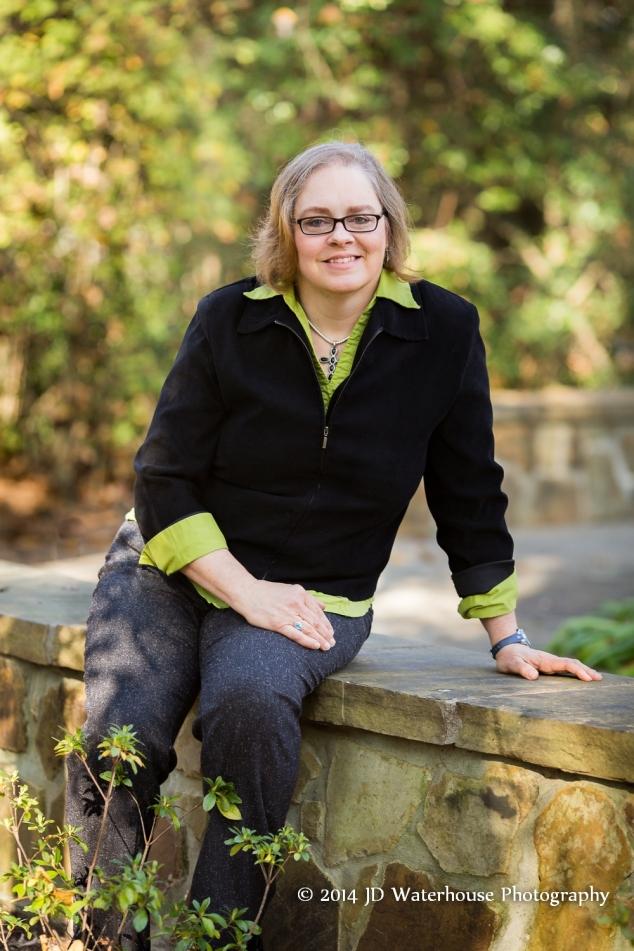 Kathrese McKee, author of Mardan's Mark