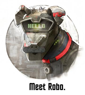 Meet-Robo
