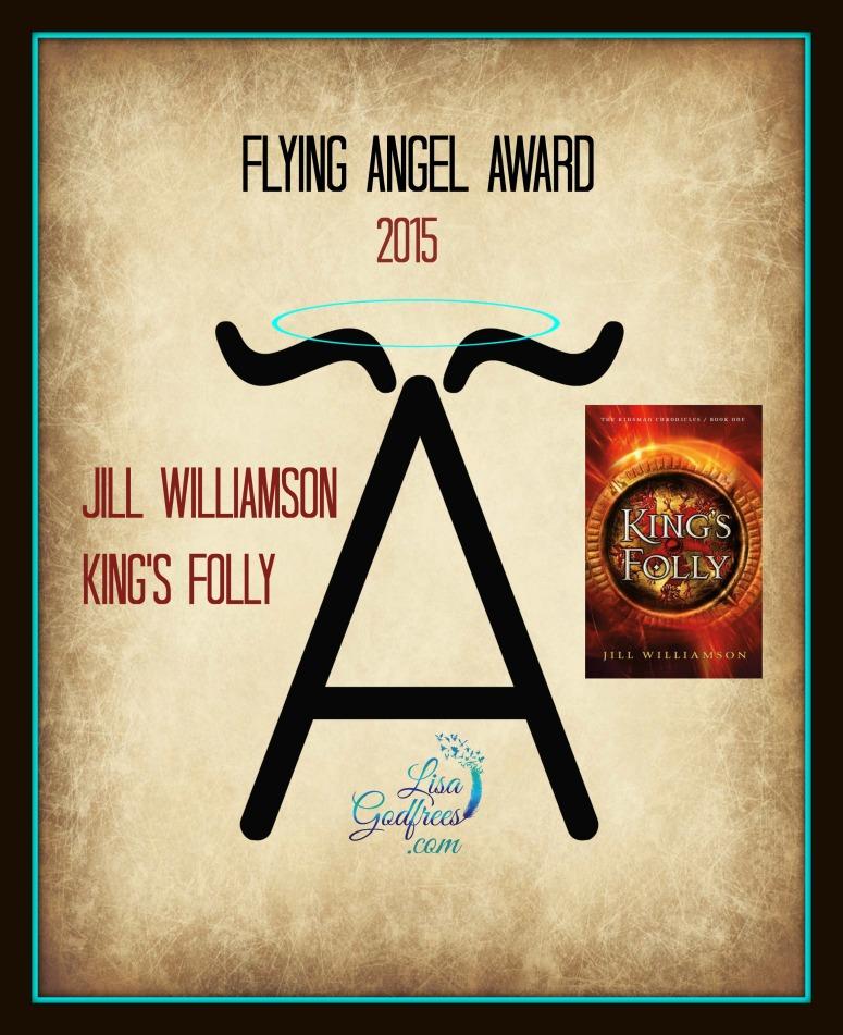 2015 Flying Angel Award
