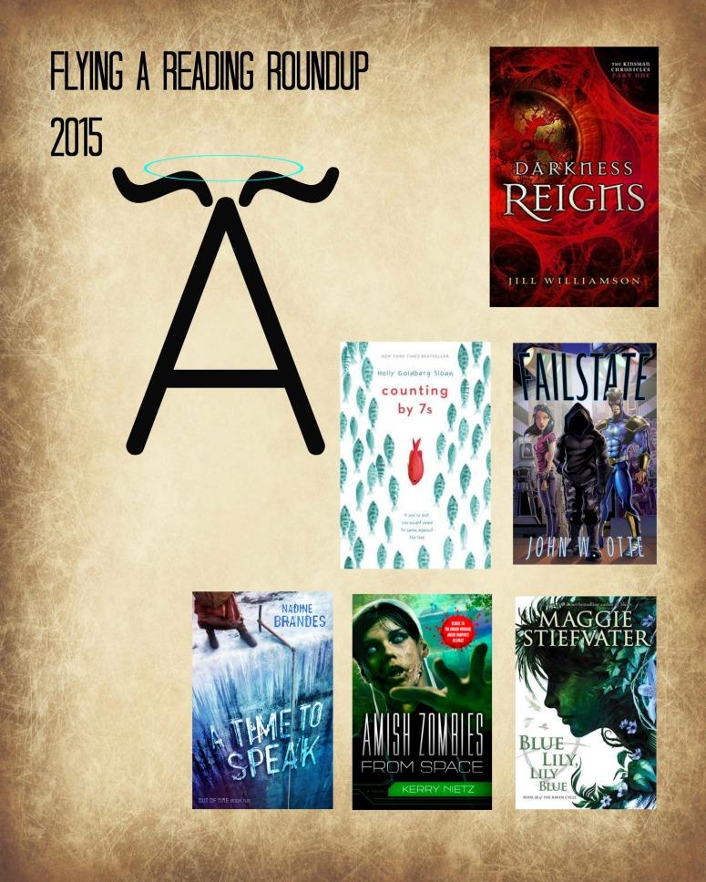 2015 Reading Roundup